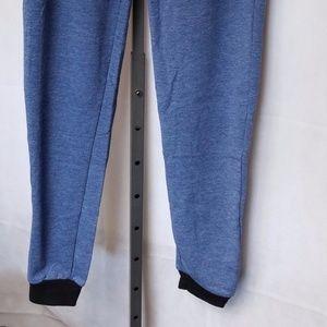 coco limon Pants - Coco Limon Women's 2 Tone Flat Pocket large Ankle